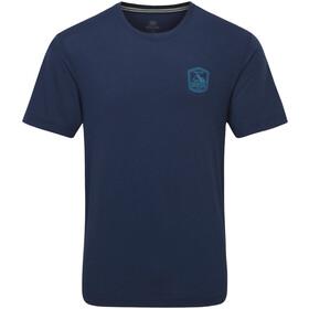 Sherpa Hawa Camiseta Hombre, neelo blue
